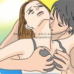 セックス中 男が噛むのは何故?彼氏の心理