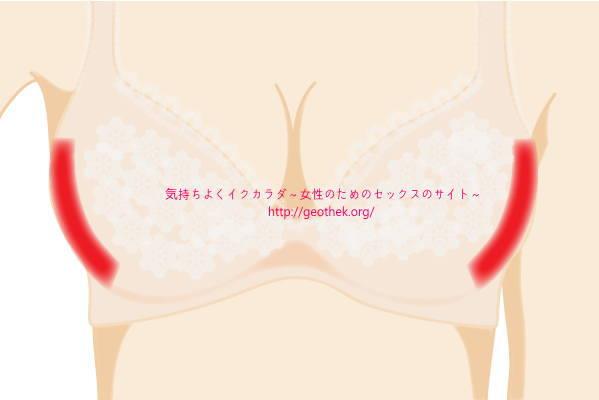 【胸のGスポット】スペンス乳腺