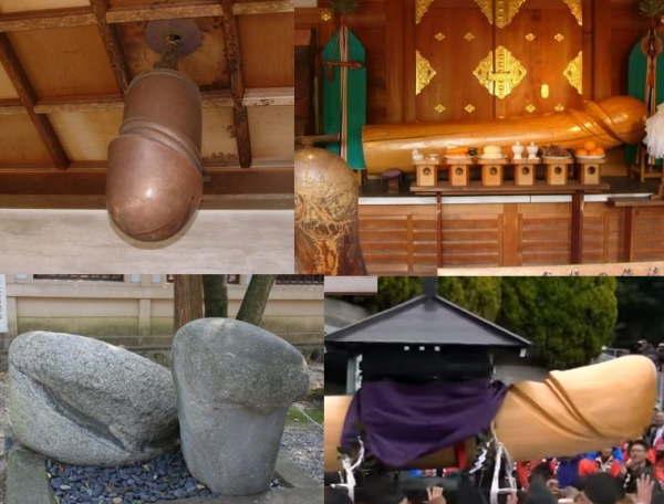 田縣神社(ペニス神社)の『豊年祭』