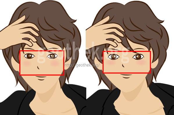 性欲の強い浮気性の傾向がある男の顔の比較
