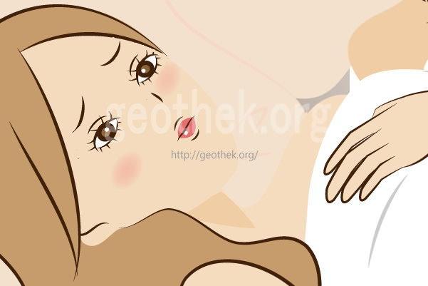 乳首オナニーのしすぎで乳首が痛いと心配になっている女性