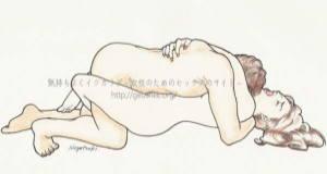 セックスの体位48手:一.網代本手(あじろほんて)