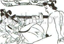 セックスの48手【2】恋のむつごと四十八手:其の19.理非しらず(りひしらず)