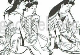 セックスの48手【2】恋のむつごと四十八手:其の20.しつとのうらやみ