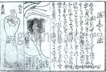 江戸時代のセックス指南書『艶道日夜女宝記』