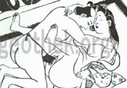 セックスの48手【2】恋のむつごと四十八手:其の40.似せ男(にせおとこ)