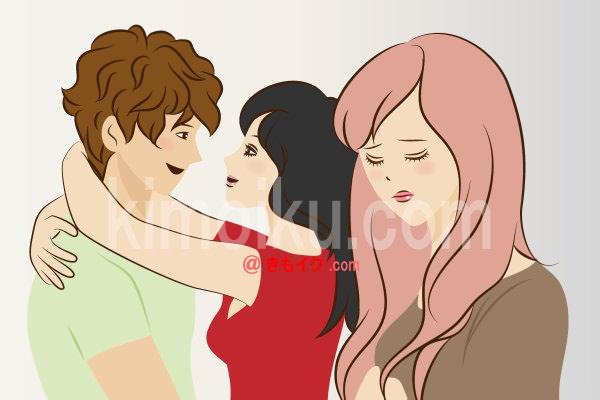 ピンクの乳首より黒い乳首の方が好きな男性