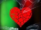 バレンタインに起きた悲劇で傷ついた女性のハート