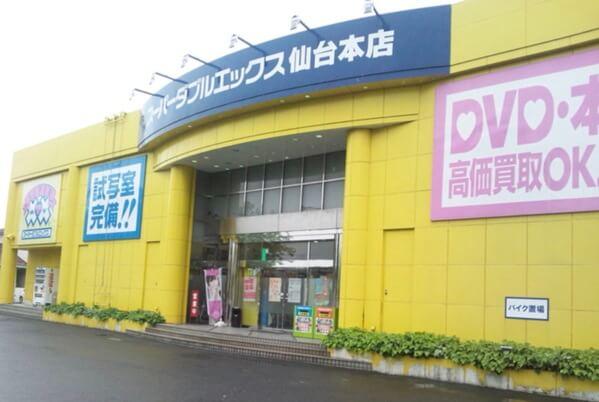 カップルにおすすめ!宮城県で大人のおもちゃが買える店 スーパーダブルエックス仙台本店