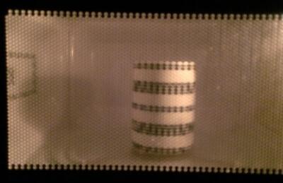 電子レンジで作る片栗粉ローションを作る手順2