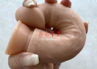 きもイク紗江一番のおすすめリアルディルドみちのくディルド 柔×芯(ソフト&コア)