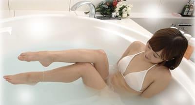 お風呂オナニーやカップルプレイにおすすめのローション風呂『バススライム』