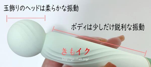 iroha RIN(イロハリン)プラスの振動解説画像